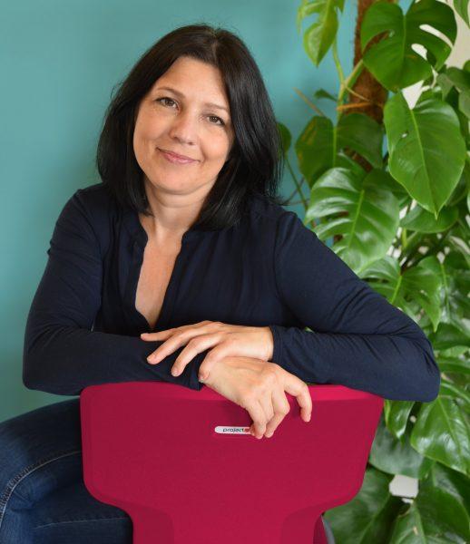 Ergotherapeutin Viktorija Fellner